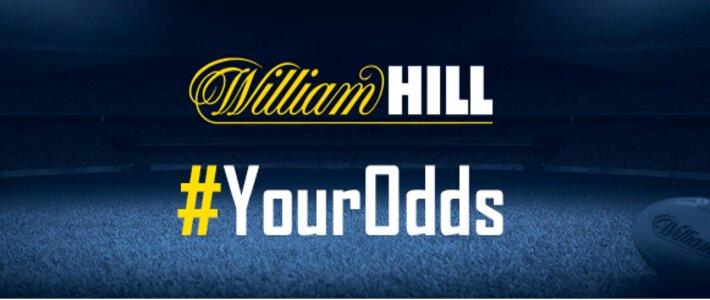 William Hill register