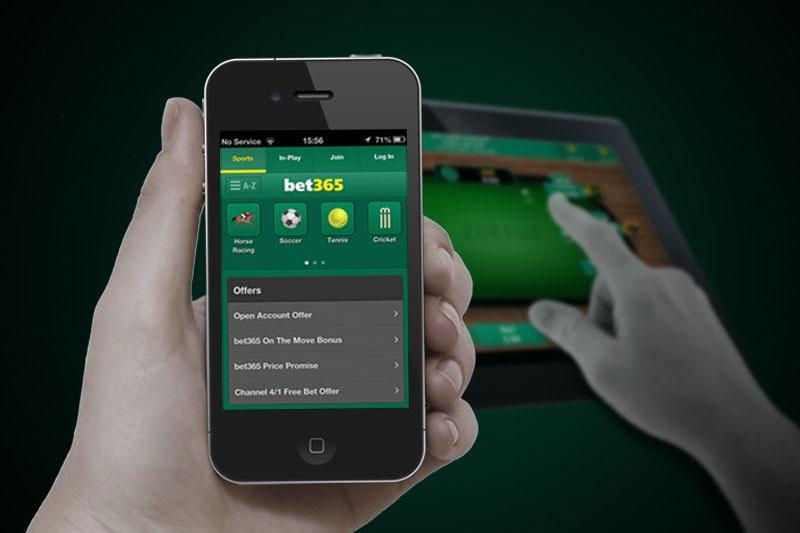 official Bet365 app download