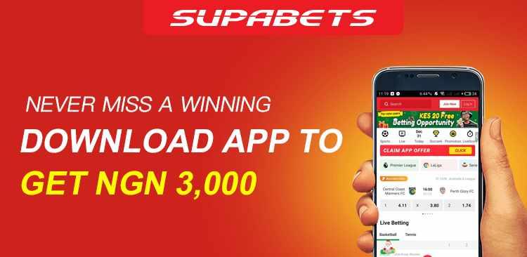 Supabets mobile Nigeria
